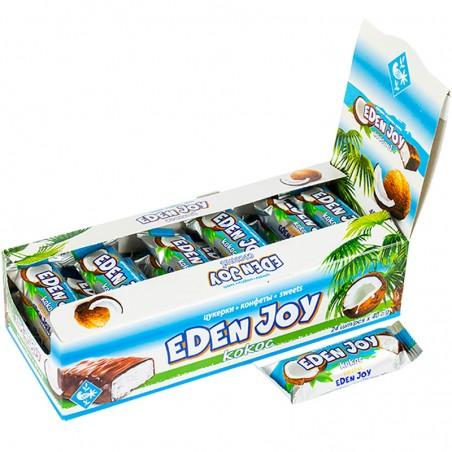 """Шоколадные конфеты-батончики """"Эден Джой"""" в шоу-боксе, 960 г., Житомирські Ласощі"""