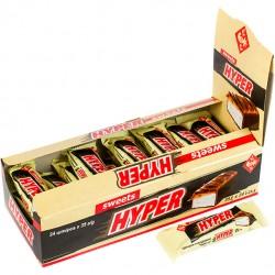 "Шоколадные конфеты-батончики ""Хайпер"" в шоу-боксе, 840 г., Житомирські Ласощі"
