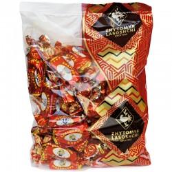 "Конфеты шоколадные ""Бабусині байки"", 1 кг., кондитерской фабрики Житомирські Ласощі"