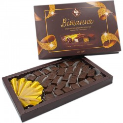 "Подарочный набор шоколадных конфет ""Вітання"" кондитерской фабрики ""Житомирські Ласощі"""