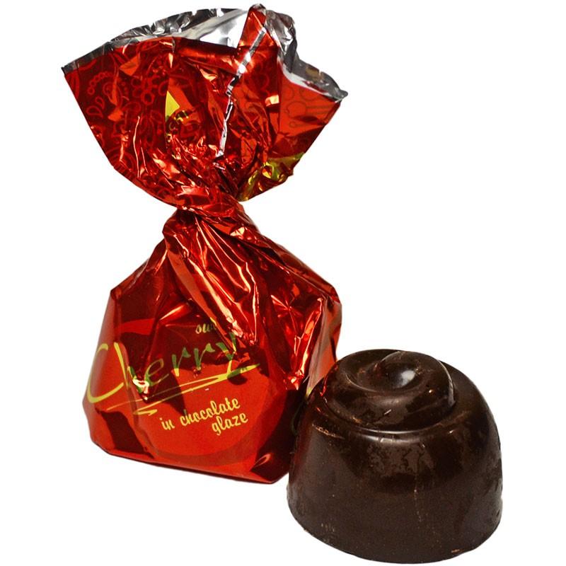 "Конфеты шоколадные ""Вишня в шоколаді"", 1 кг., Житомирські Ласощі"