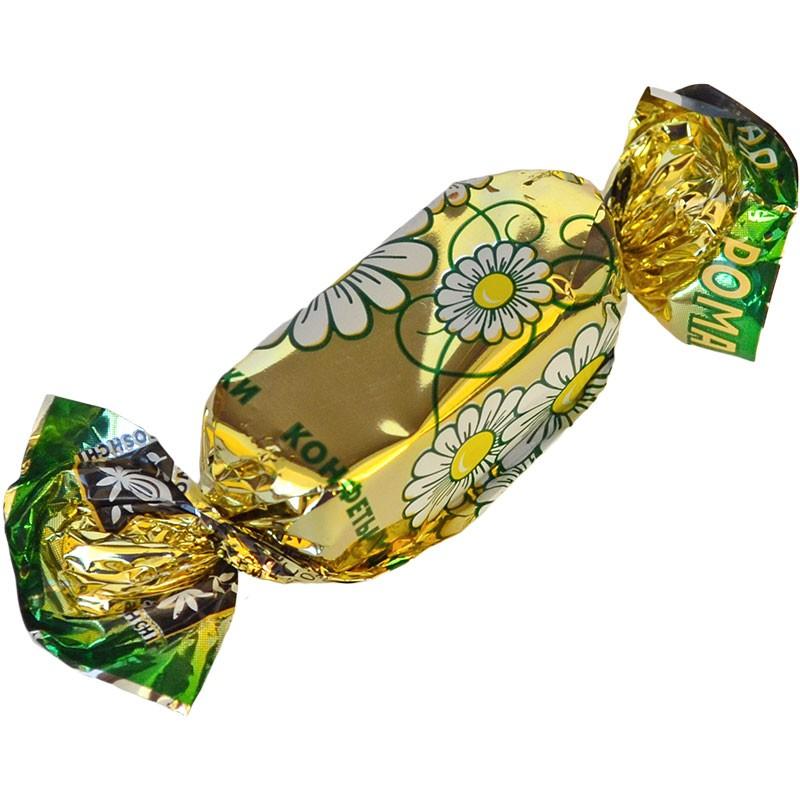 "Конфеты шоколадные ""Біла ромашка"", 1 кг., Житомирські Ласощі"
