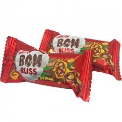 "Конфеты шоколадные ""Bon Bliss peanut"", 1 кг., Житомирські Ласощі"